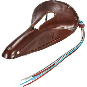 Brooks B17 Narrow Imperial Satula, brown